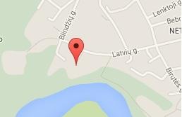 Located